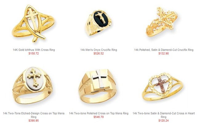 Catholic Rings