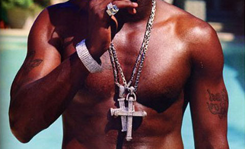 Hip Hop Cross Necklaces